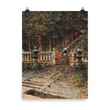 Load image into Gallery viewer, Vasily Vereshchagin - Temple Entrance in Kyoto