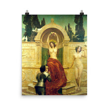 Load image into Gallery viewer, John Collier - Tannhäuser in the Venusberg - painting
