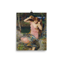 Load image into Gallery viewer, John William Waterhouse - Lamia (1909)