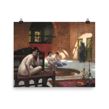 Load image into Gallery viewer, Jean-Léon Gérôme - Women at the The Bath