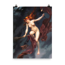 Load image into Gallery viewer, Luis Falero - The Witches Sabbath