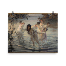 Load image into Gallery viewer, Paul Émile Chabas - Dancing Nymphs