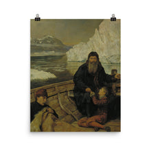 Load image into Gallery viewer, John Collier - The Last Voyage of Henry Hudson