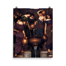 Load image into Gallery viewer, John William Waterhouse - The Danaides Group