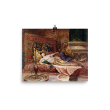 Load image into Gallery viewer, Franz Eisenhut - Reclining Odalisque