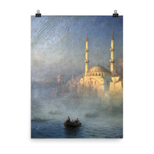 Load image into Gallery viewer, Ivan Aivazovsky - Constantinople the mosque of Top-Kahn