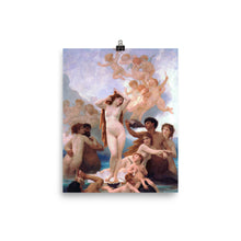 Load image into Gallery viewer, William-Adolphe Bouguereau - The Birth of Venus