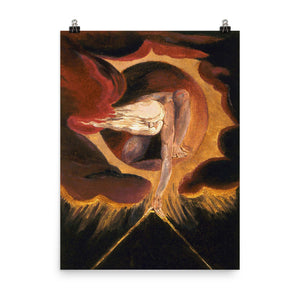 William Blake - The Ancient of Days  (Version 2)