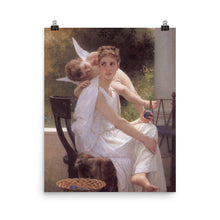 Load image into Gallery viewer, William-Adolphe Bouguereau - Work Interrupted