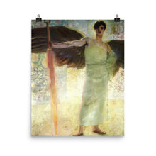 Load image into Gallery viewer, Franz Stuck - The Guardian of Paradise