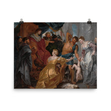 Load image into Gallery viewer, Peter Paul Rubens - The Judgement of Solomon