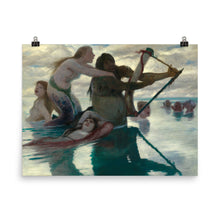 Load image into Gallery viewer, Arnold Böcklin - In the Sea