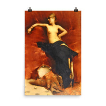 Load image into Gallery viewer, Charles-Edmond Daux - Oriental Dancer, aka Salomé