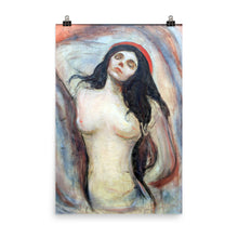 Load image into Gallery viewer, Edvard Munch - Madonna - painting