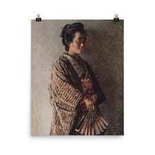 Load image into Gallery viewer, Vasily Vereshchagin - Japanese Woman