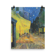 Load image into Gallery viewer, Vincent van Gogh - Cafe Terrace at Night