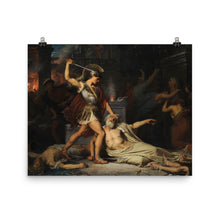 Load image into Gallery viewer, Jules Lefebvre - The Death of Priam