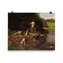 Load image into Gallery viewer, Thomas Eakins - The Swimming Hole