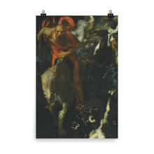 Load image into Gallery viewer, Franz Stuck - The Wild Hunt
