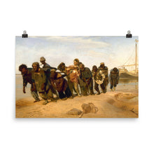 Load image into Gallery viewer, Ilya Repin - Barge Haulers on the Volga