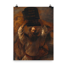 Load image into Gallery viewer, Rembrandt - Moses with the Ten Commandments