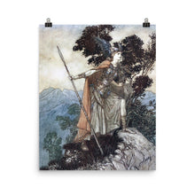 Load image into Gallery viewer, Arthur Rackham - Brünnhilde