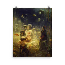 Load image into Gallery viewer, Ilya Repin - Sadko in the Underwater Kingdom