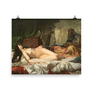 Marià Fortuny - The Odalisque