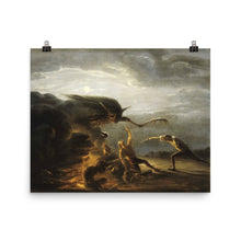 Load image into Gallery viewer, Antoine Valentin Jumel Noireterre - The Duel