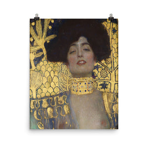Gustav Klimt - Judith and the Head of Holofernes - painting