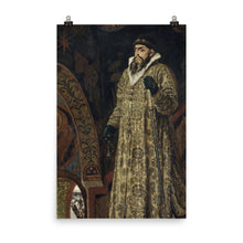 Load image into Gallery viewer, Viktor Vasnetsov - Ivan the Terrible
