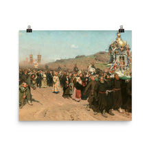 Load image into Gallery viewer, Ilya Repin - Religious Procession in Kursk Province