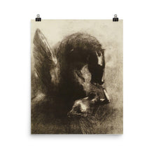 Load image into Gallery viewer, Odilon Redon - Captured Pegasus