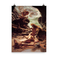 Load image into Gallery viewer, Edward Poynter - The Cave of the Storm Nymphs