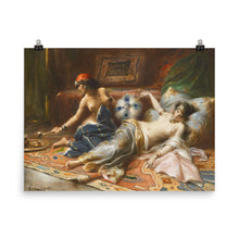 Load image into Gallery viewer, Henri Adrien Tanoux - Odalisques
