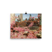 Load image into Gallery viewer, Lawrence Alma-Tadema - The Roses of Heliogabalus