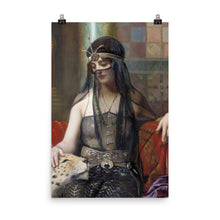 Load image into Gallery viewer, Harold Piffard - Princess with Cat