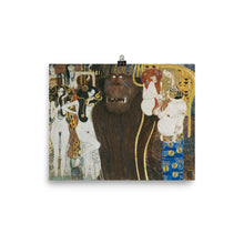 Load image into Gallery viewer, Gustav Klimt - Beethoven Frieze