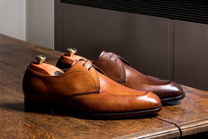 A Gentleman's Guide To Derby Shoes.