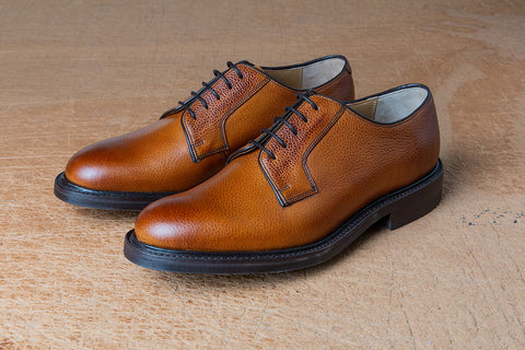 Nairn - Derby shoes for men by Barker
