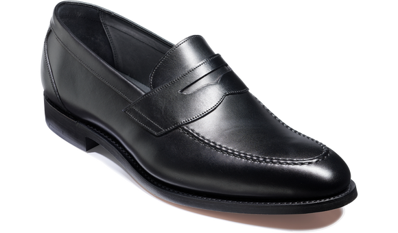 St Pauls - Black Calf - Barker Shoes Rest of World