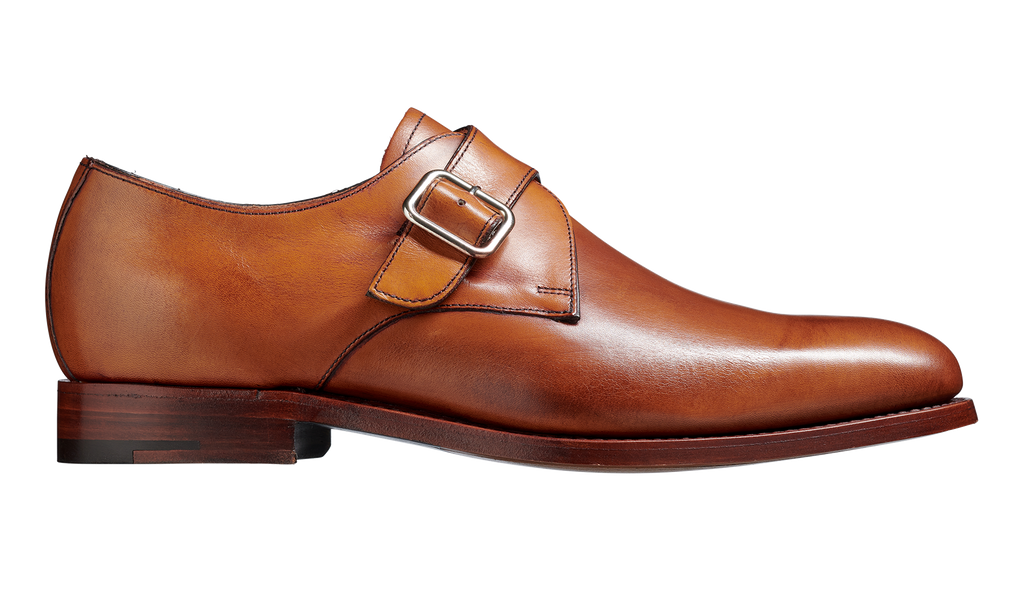 Marble Arch - Rosewood Calf - Barker Shoes Rest of World