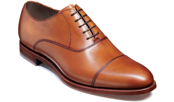 Bank - Rosewood Calf - Barker Shoes Rest of World