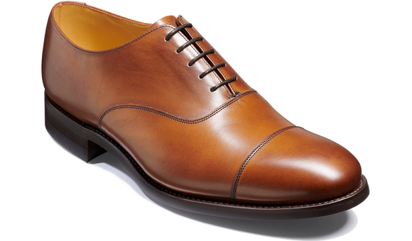 Chigwell - Walnut Calf - Barker Shoes Rest of World