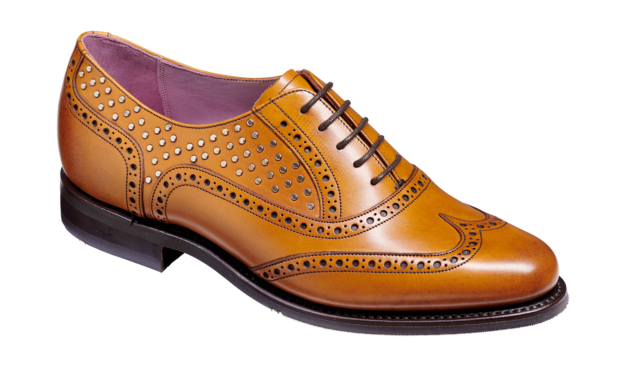 Freya - Women's oxford brogue from Barker