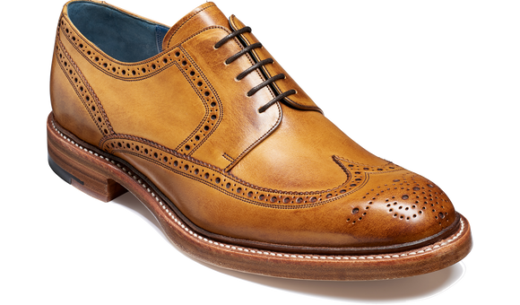 Bailey - Cedar Hand Painted - Barker Shoes Rest of World