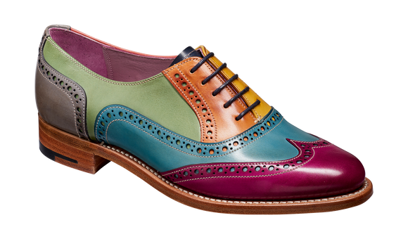 Fearne - Multi Coloured - Barker Shoes Rest of World