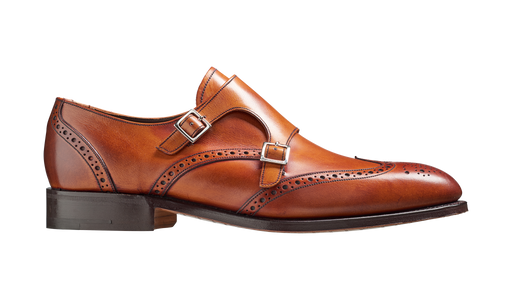 Fleet - Antique Rosewood Calf
