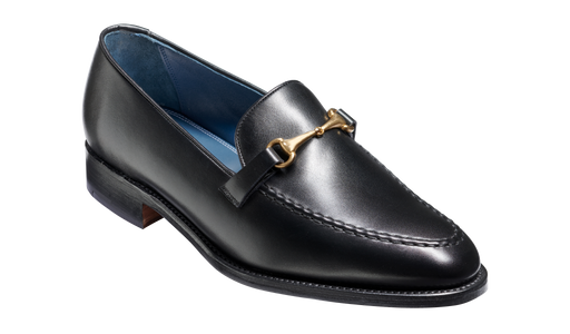 Frank - Black Calf - Barker Shoes Rest of World