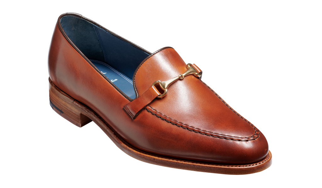 Frank - Rosewood Calf - Barker Shoes Rest of World